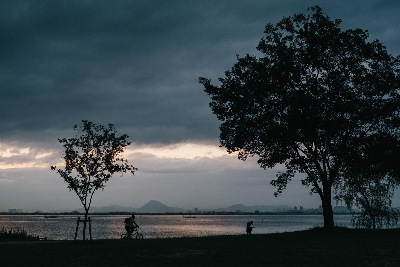 LAKE BIWA #120