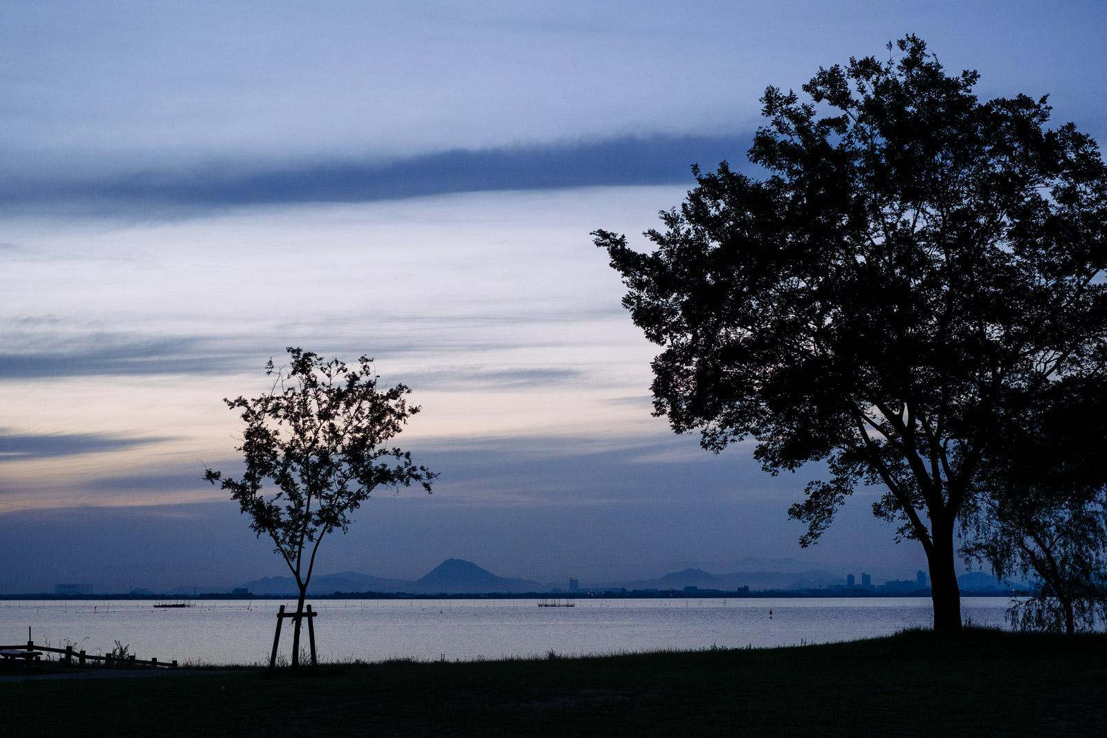 LAKE BIWA #123