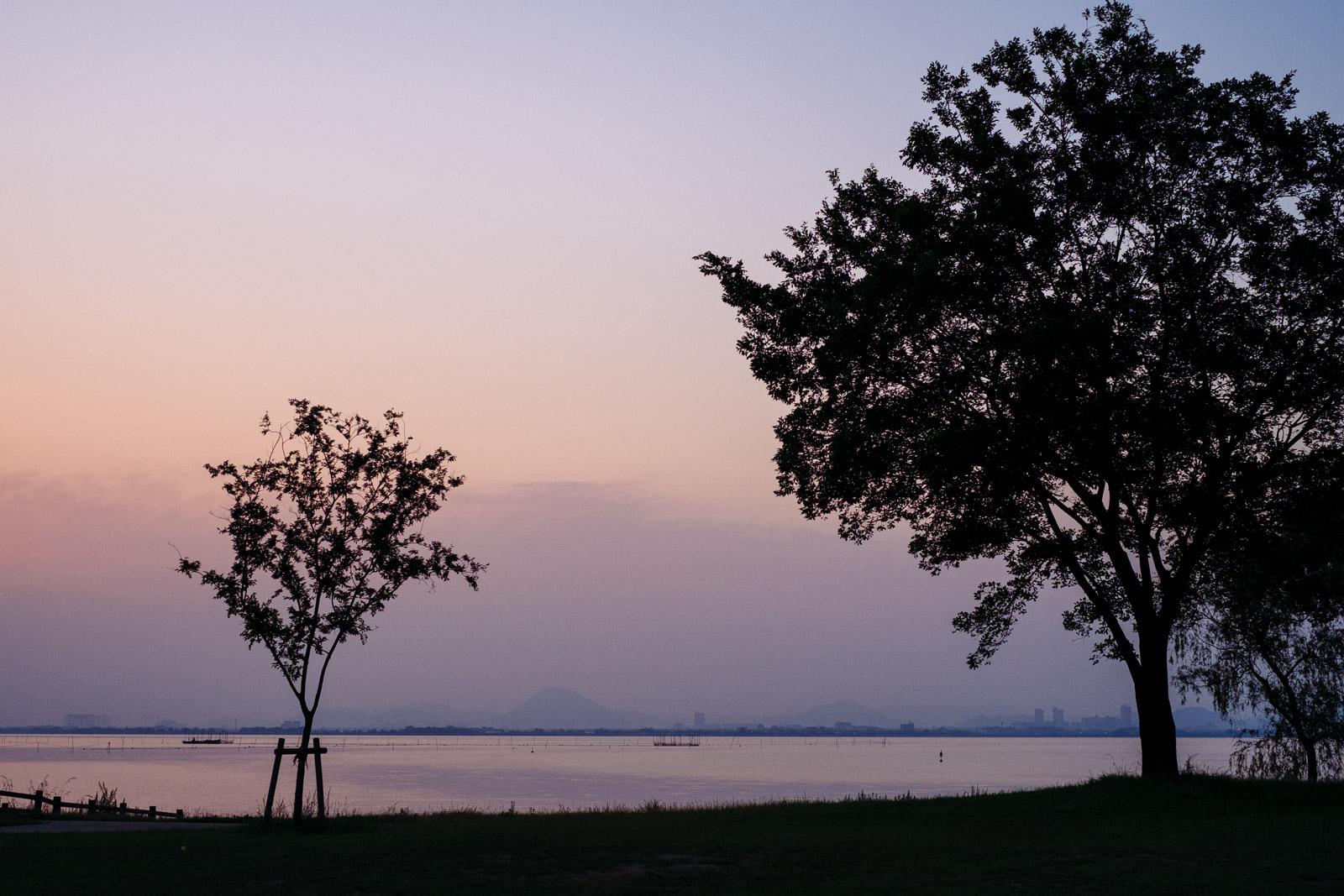 LAKE BIWA #124