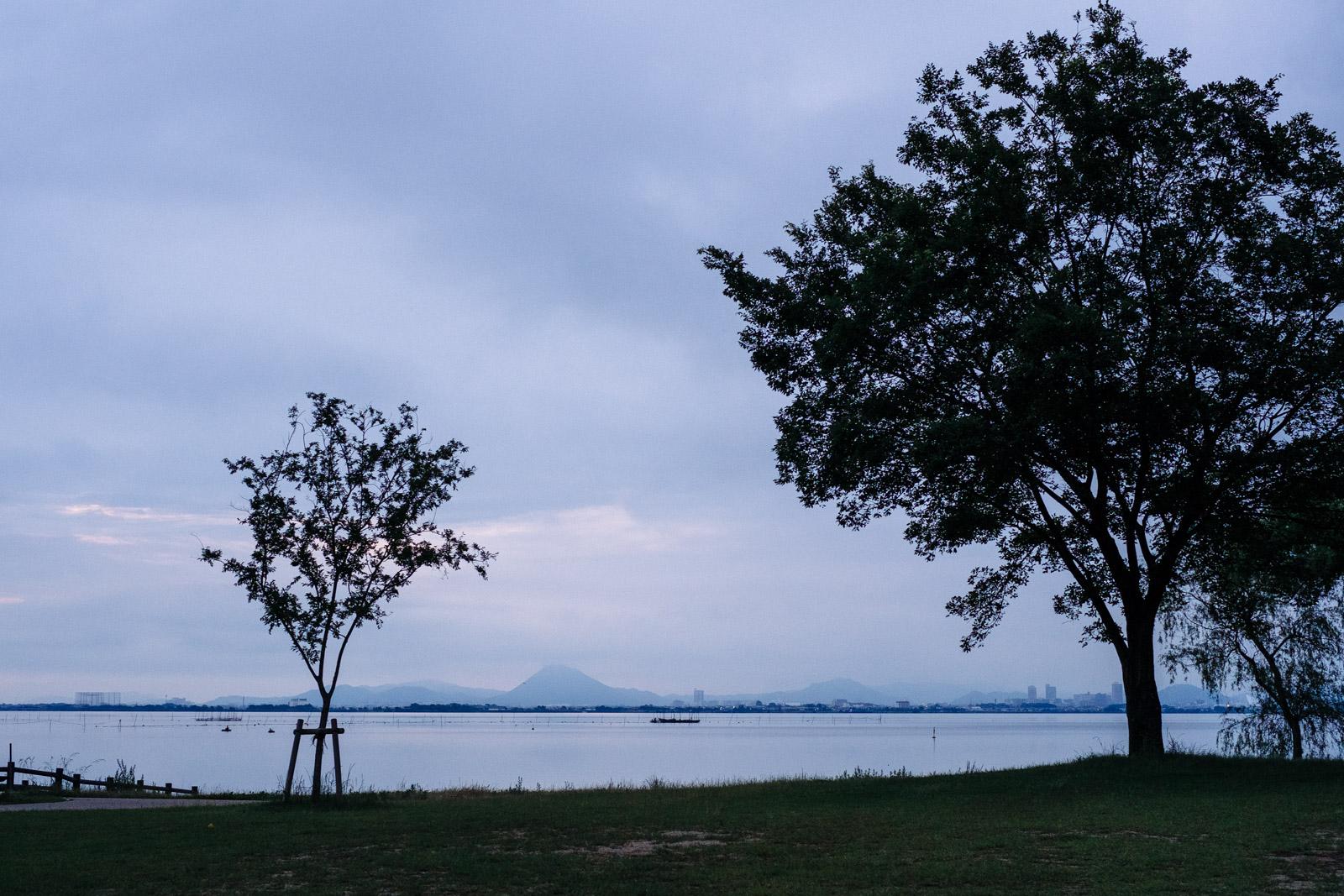 LAKE BIWA #125