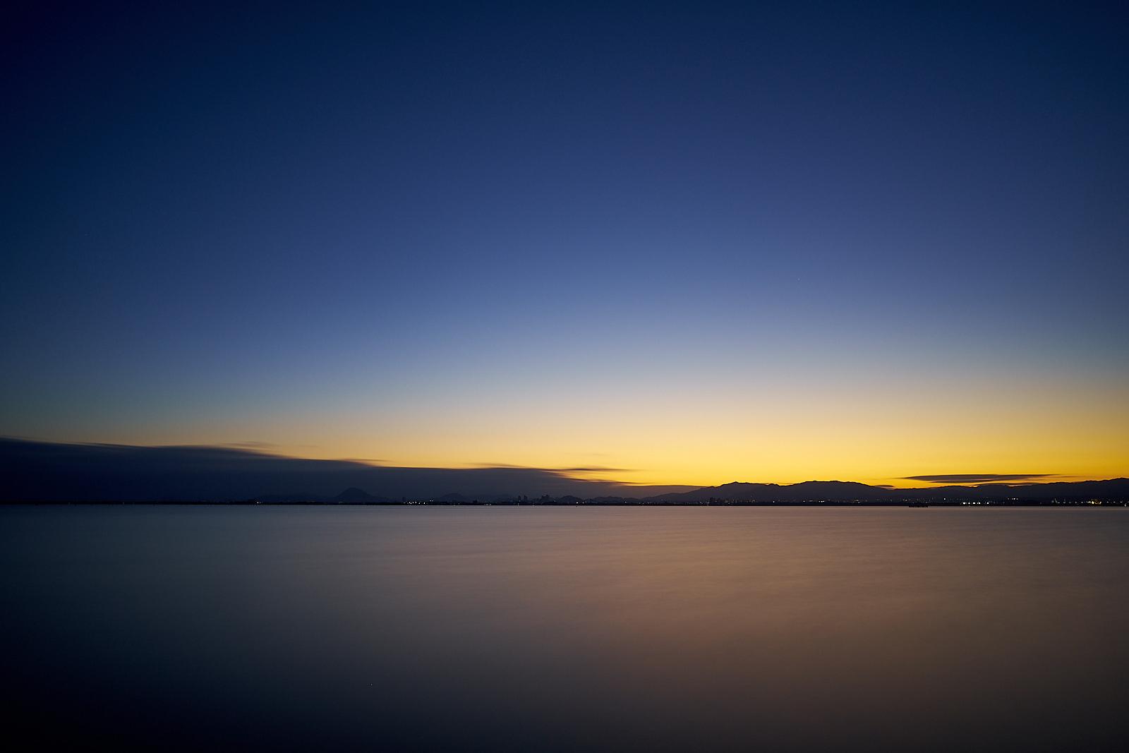琵琶湖 #133