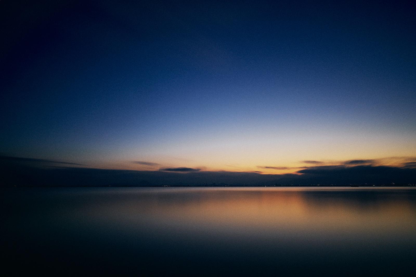 琵琶湖 #134
