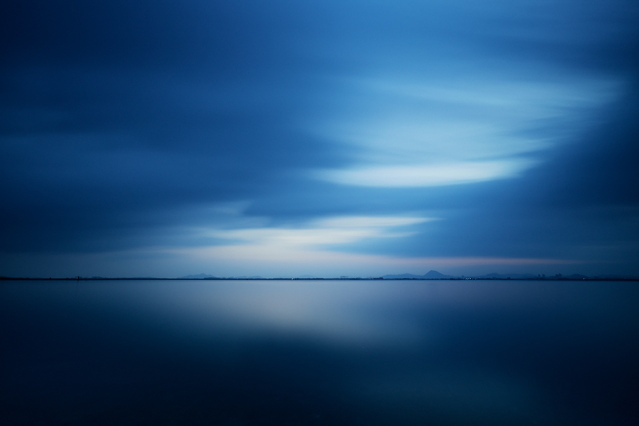 琵琶湖 #135